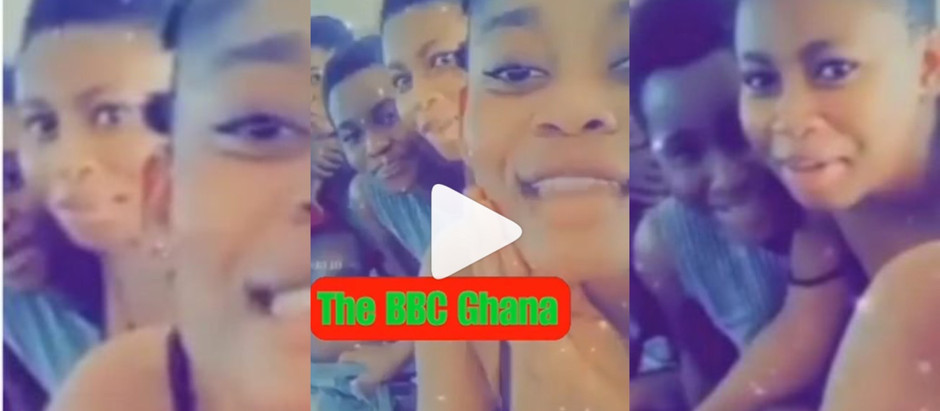A Viral Video Of 5 Female SHS Students Br@g About Their Supreme Bedr00m Skills [Watch Video]