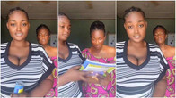 Ghanaian lady tricks her mom to beg Barack Obama on camera  and get $500k [video]