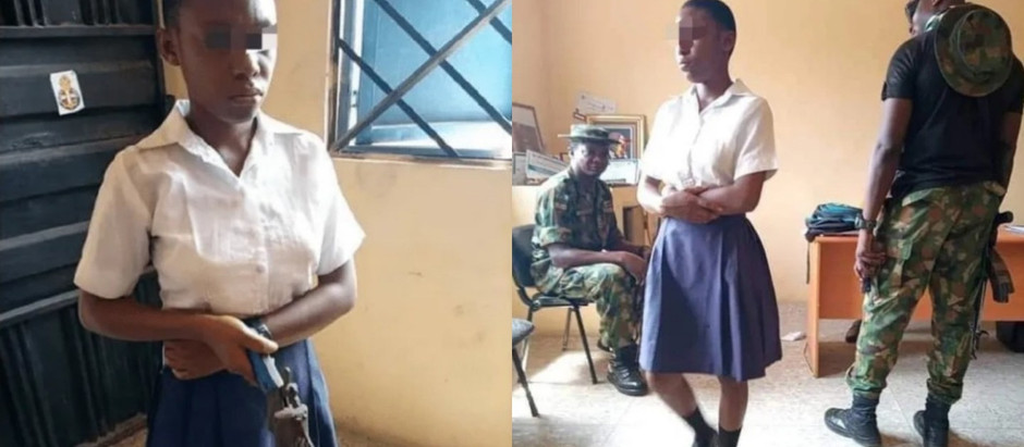 SHS student sent gu*n to school with the intention of shootin*g her teacher.