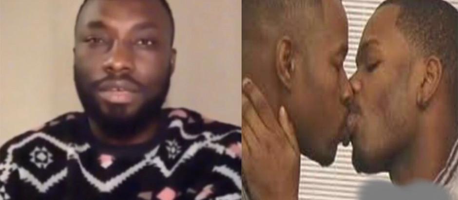 Top Ghanaian journalist reveals he is g@y but fear made him kept it secret