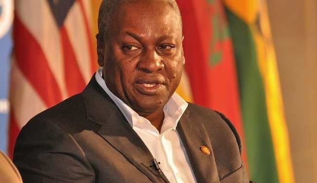 Tell your supporters to stop the demonstrations – Baptist Senior Pastor to Mahama