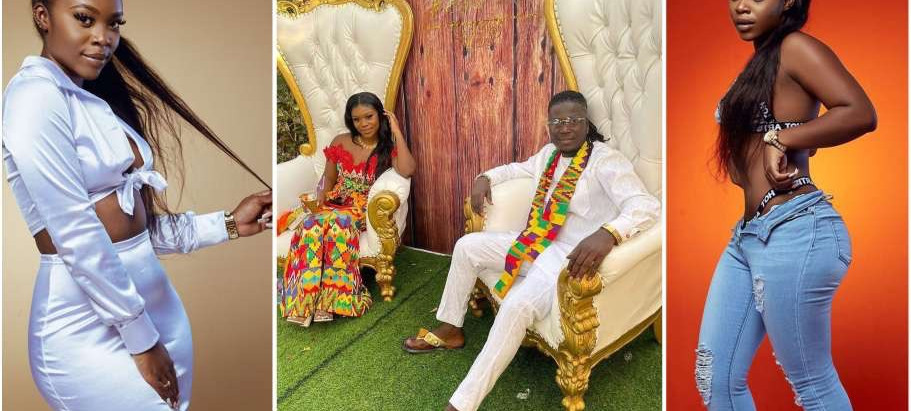 Wisa Greid's wife makes shocking revelation about the size of his p£n¡s [Watch]