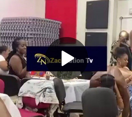 A Viral Video of Two Male Str!pp3rs Goes Complete Na.k3d with ladies Causes St!r On Social Media.