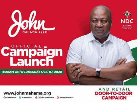 We will not accept anything short of the legitimate declaration of result- Mahama