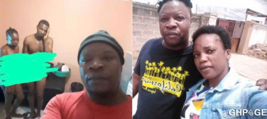 Man takes a selfie of himself, his cheating wife and best friend after catching them in the act