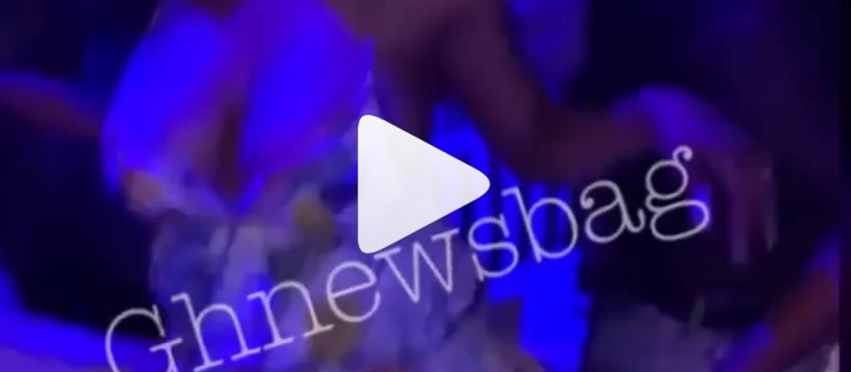 W!ld video of Sl@y Queen's b00bs fall!ng out as she dances at club trending  On social media