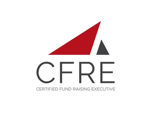 So You Want Your CFRE...