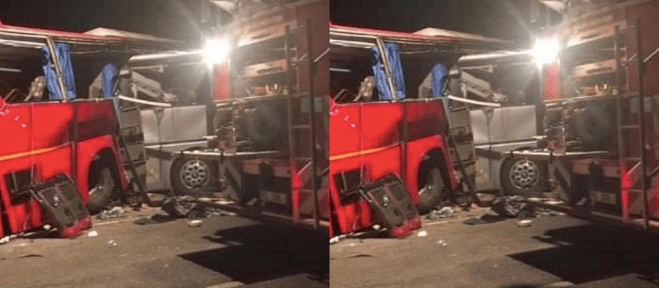 Seven dead, 18 injured after New Year's Eve road crash at Abusakope