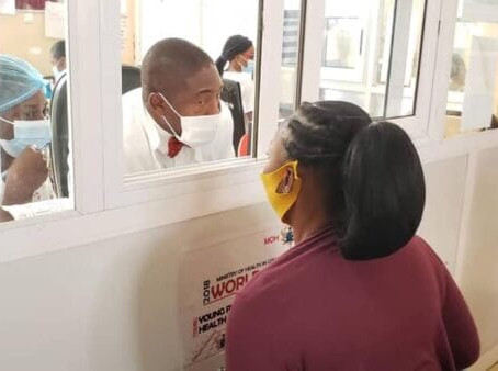 Okoe Boye back to LEKMA hospital consulting room after defeat