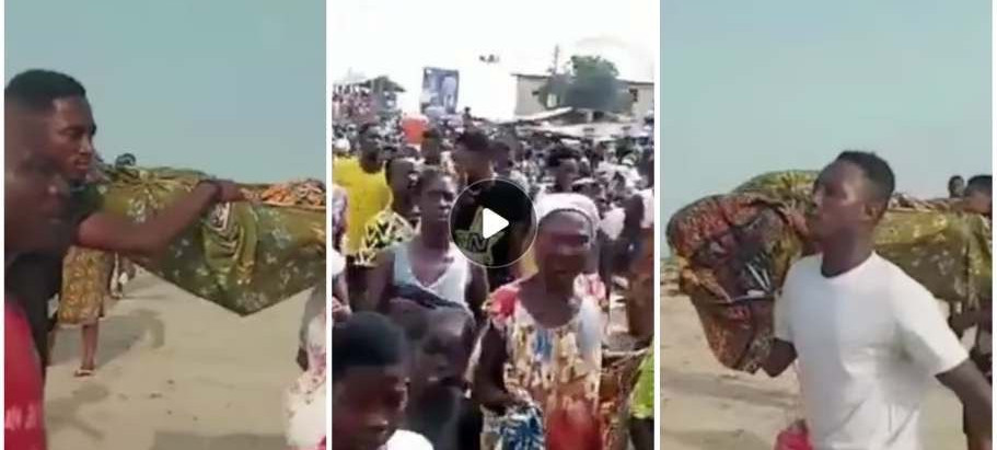 Sad: 12 bodies retrieved from the Apam beach after 20 children drowned on Sunday evening [Video]