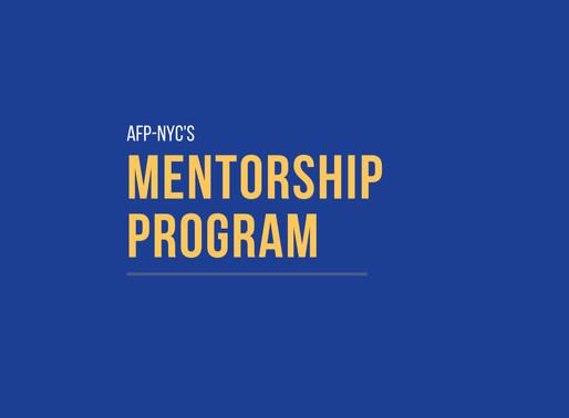 AFP-NYC's Revamped Mentorship Program