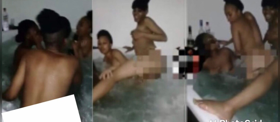 Watch N.@k£d Party Video Everyone Is Talking About On Twitter (Some Girls Do Anything For Money)