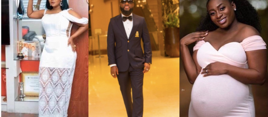 Nana Ama McBrown's husband finally speaks after being accus3d of getting wife's friend pregn@nt