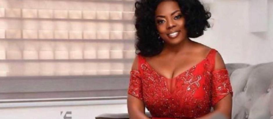 Nana Aba Secures top job for husband of Lady who begged her for work and pay Uber.