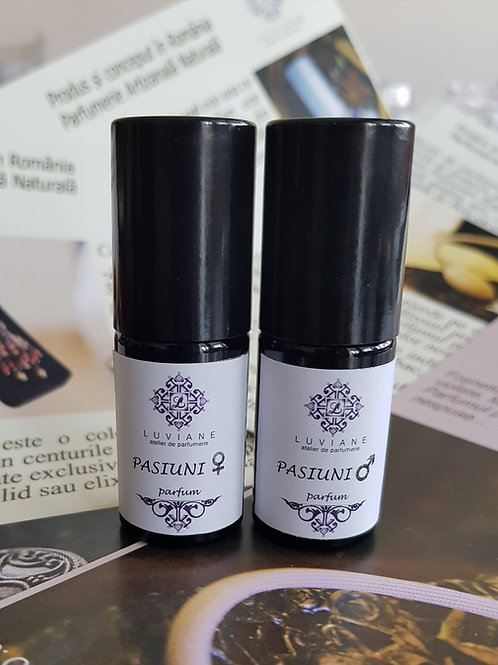 Pasiuni  (masculin) 5 ml