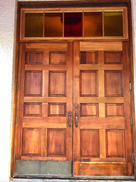 Front Door Restore