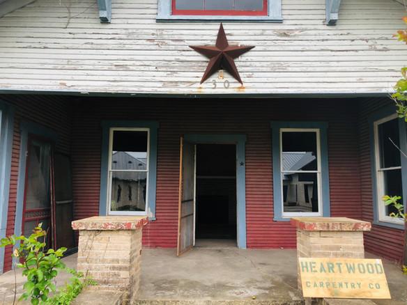 Window Restoration on Old Home