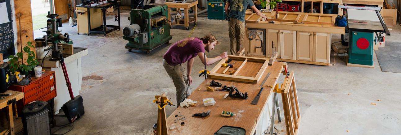 Heartwood Carpentry Shop