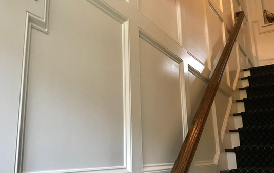 Early 20th Century Wainscot Reproduction