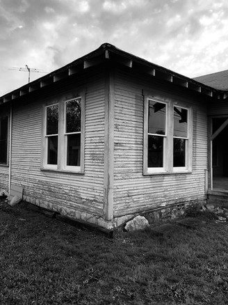 Restored Window Sashes