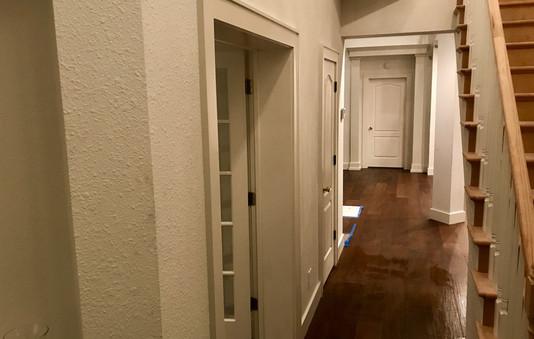 Modern Door Casing w_ Backband