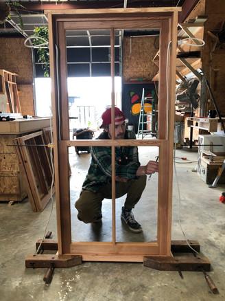 Full Frame Window Sash