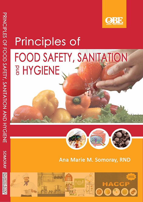 Principles of Food Safety, Sanitation and Hygiene