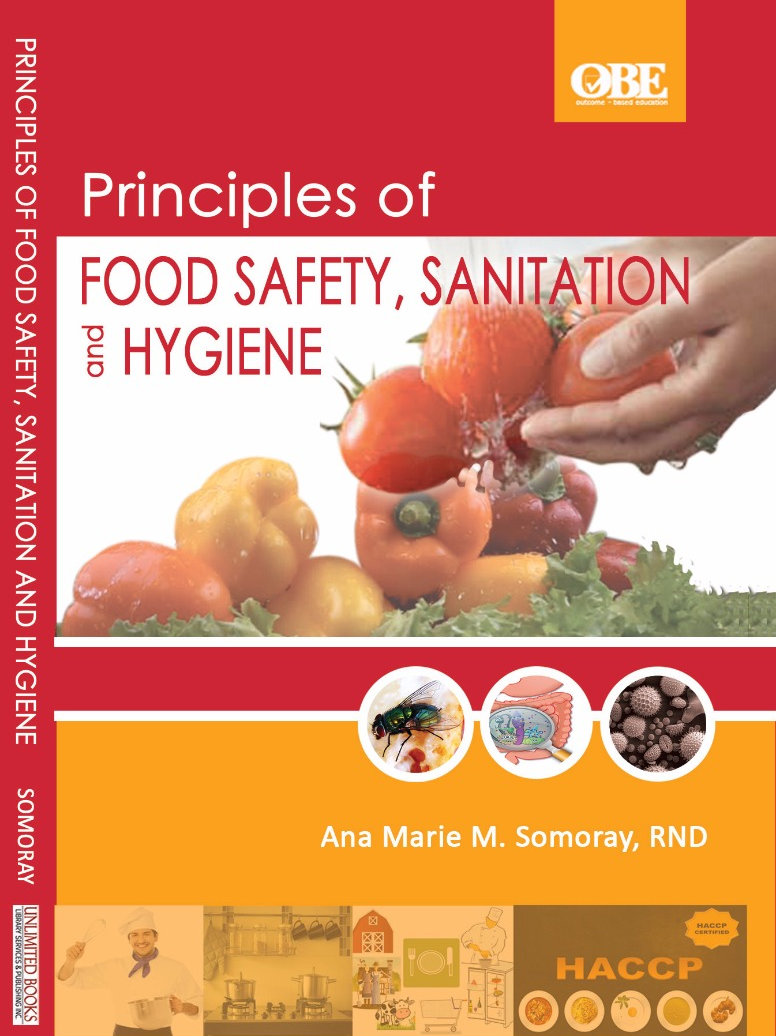 Principles of Food Safety, Sanitation and Hygiene | unlimitedbooks