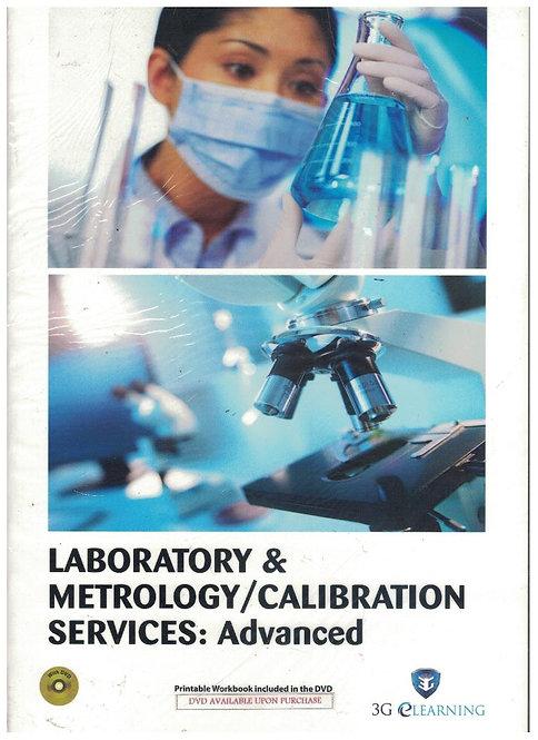 Laboratory & Metrology/Calibration Services: Advanced (3G e-Learning)