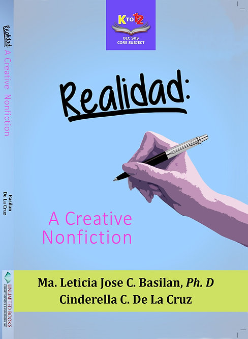 Realidad: Creative Non-Fiction