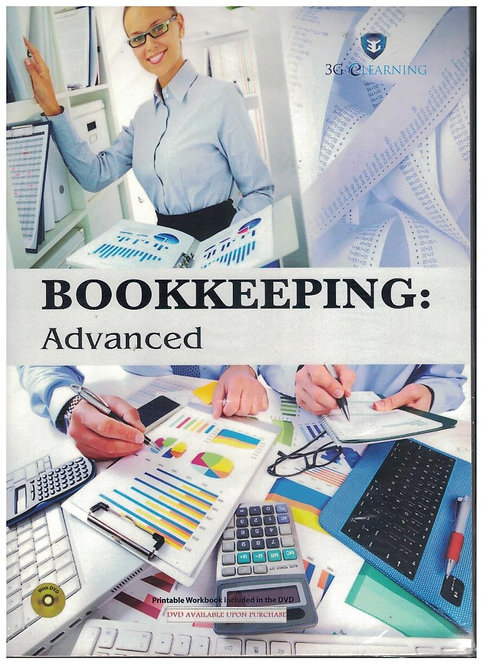 Bookkeeping: Advanced (3G e-Learning)