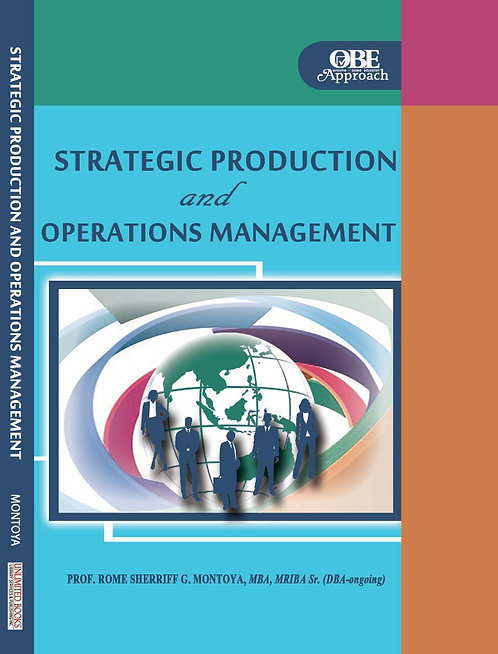 Strategic Production and Operations Management