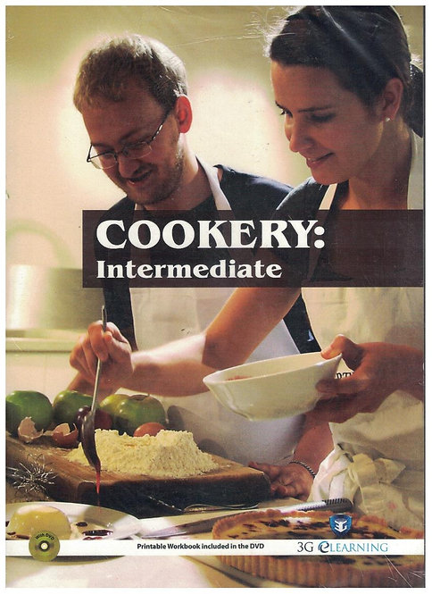 Cookery: Intermediate (3G e-Learning)