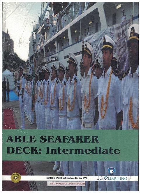 Able Seafarer Deck: Intermediate (3G e-Learning)