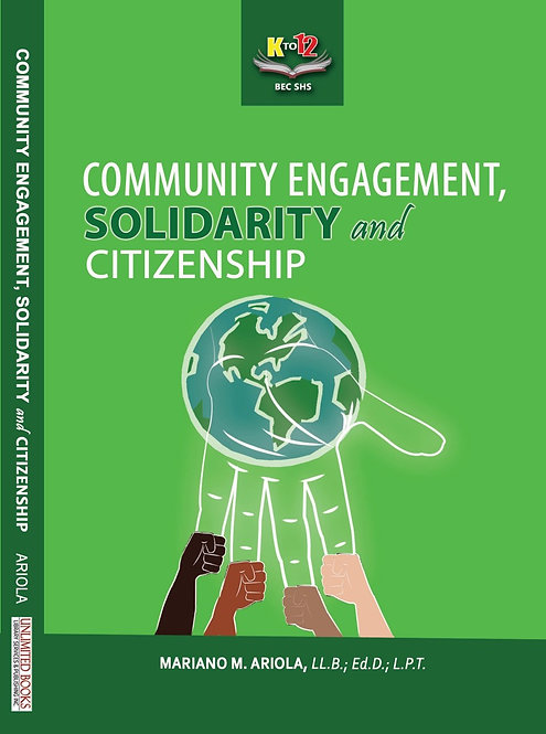 Community Engagement, Solidarity, and Citizenship