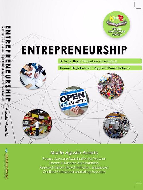 Entrepreneurship (Senior High School - Applied Track)