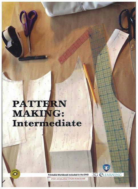 Pattern Making: Intermediate (3G e-Learning)