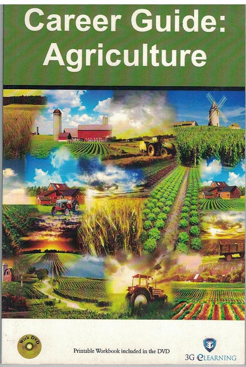 Career Guide: Agriculture (3G eLearning)