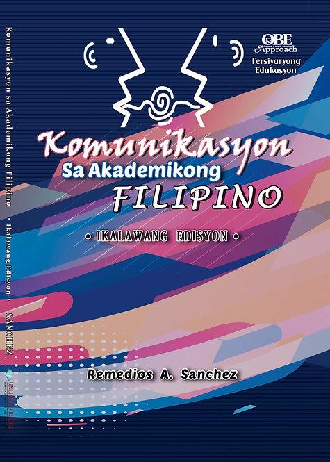 Komunikasyon sa Akademikong Filipino, Ikalawang Edisyon