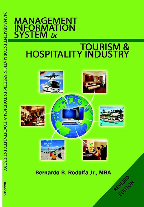 Management Information System in Tourism and Hospitality Industry