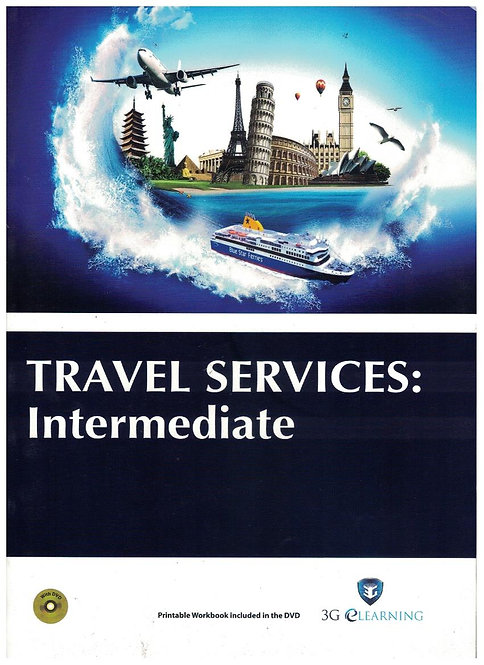 Travel Services: Intermediate (3G e-Learning)