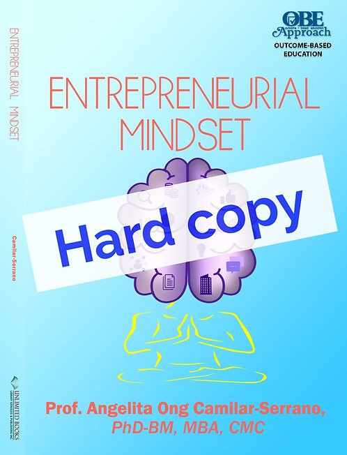 Hard Copy: Entrepreneurial Mindset
