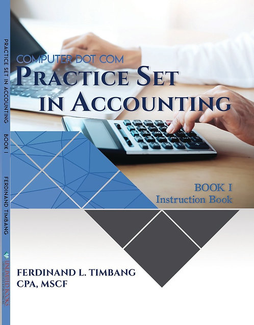 Practice Set in Accounting Book I - IV