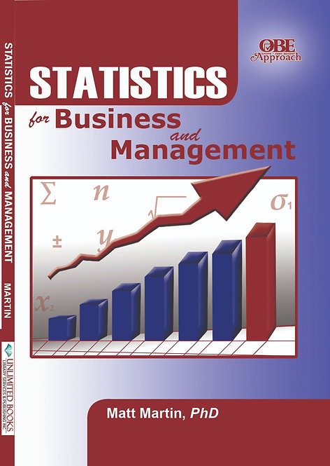 Statistics for Business and Management