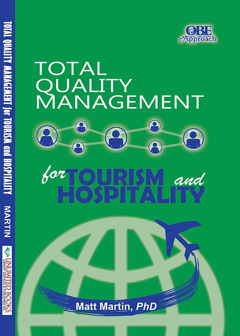 Total Quality Management for Tourism and Hospitality