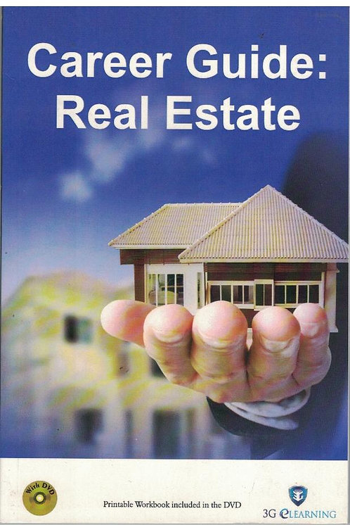 Career Guide: Real Estate (3G eLearning)