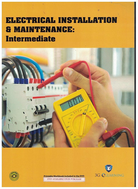 Electrical Installation & Maintenance: Intermediate (3G e-Learning)