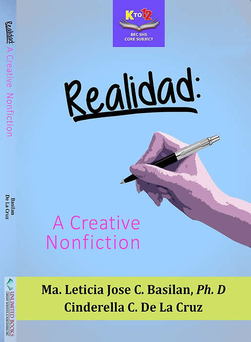 Realidad: A Creative Nonfiction