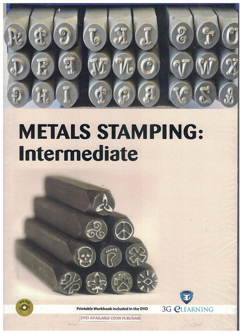 Metals Stamping: Intermediate (3G e-Learning)