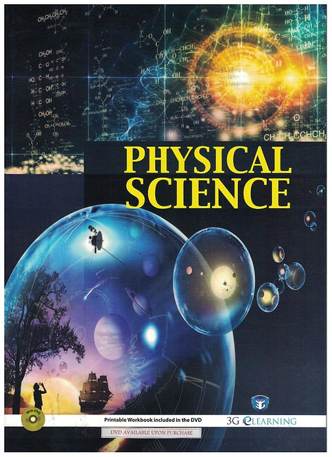 Physical Science (3G e-Learning)